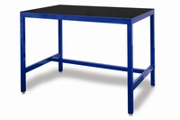Medium Duty Workbenches - Solid Slip Vinyl Top: click to enlarge