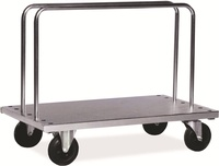 Zinc Plated Board Trolley: click to enlarge