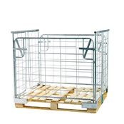 Stackable Retention Units - Full Gate Access