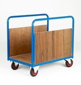 Long Goods Platform Truck - 500Kg Capacity