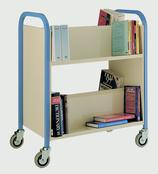 Book Trolleys - 150Kg UDL Capacity