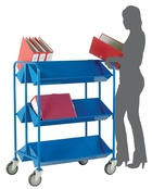 Book Trolleys - 250Kg UDL Capacity