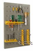 Multi-Stor Pegboard - Sheet Steel