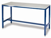 Medium Duty Workbenches - Galvanised Steel Top