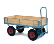 Platform Trolleys - 500Kg Capacity