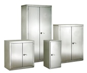 Stainless Steel CB Cupboards