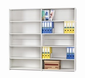 Ikon Shelving - Closed Braced