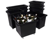 Bottle Skips - Recycled Black