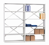 Ikon Shelving - Open Braced