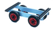 Heavy Duty Dolly Truck - 200Kg Capacity