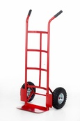 Toptruck - Pneumatic Tyre Standard Sack Truck - 150Kg Capacity