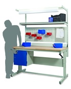 Premium Height Adjustable Workbenches