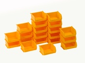 Topstore TC1 Semi-Open Storage Containers