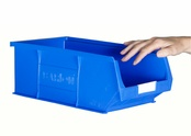 Topstore - TC4 Standard Colour Semi-Open Fronted Containers