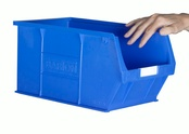 Topstore - TC5 Standard Colour Semi-Open Fronted Containers
