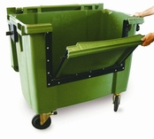 Wheeled Bins - 4 Wheels & Accessories