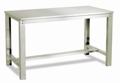 Stainless Steel Workbenches - Heavy Duty