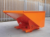 Fork Mounted Skips - Combi Tipping Skips